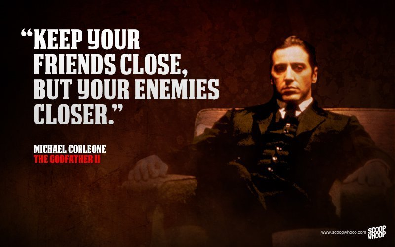Gangster Quotes About Friends