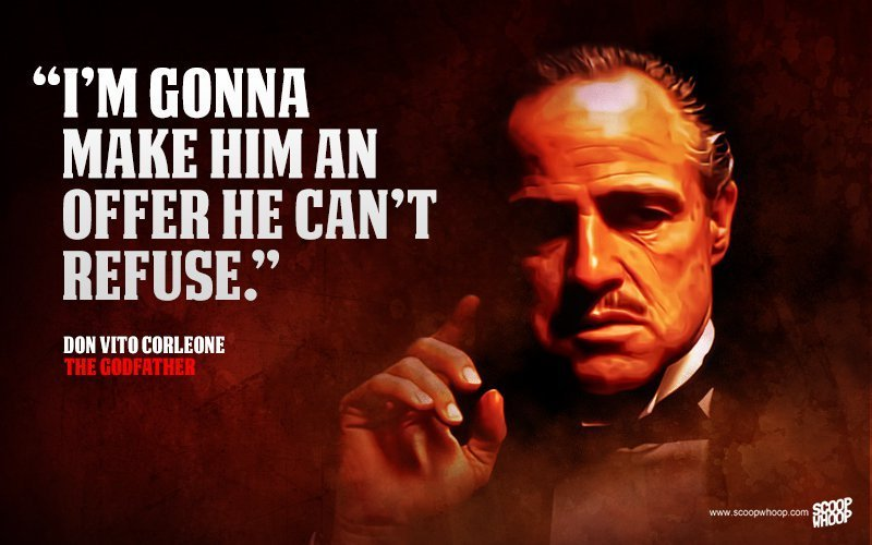 25 Memorable Quotes From Hollywood Gangsters You Dont Wanna