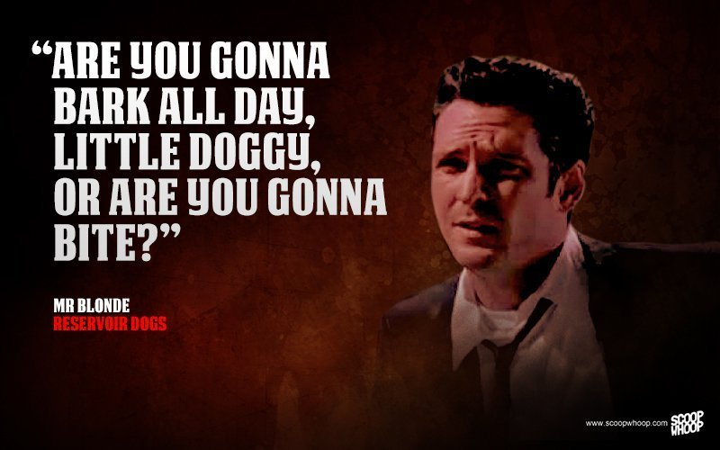 60 Memorable Quotes From Hollywood Gangsters You Don't Wanna Mess With Best Gangster Life Quotes
