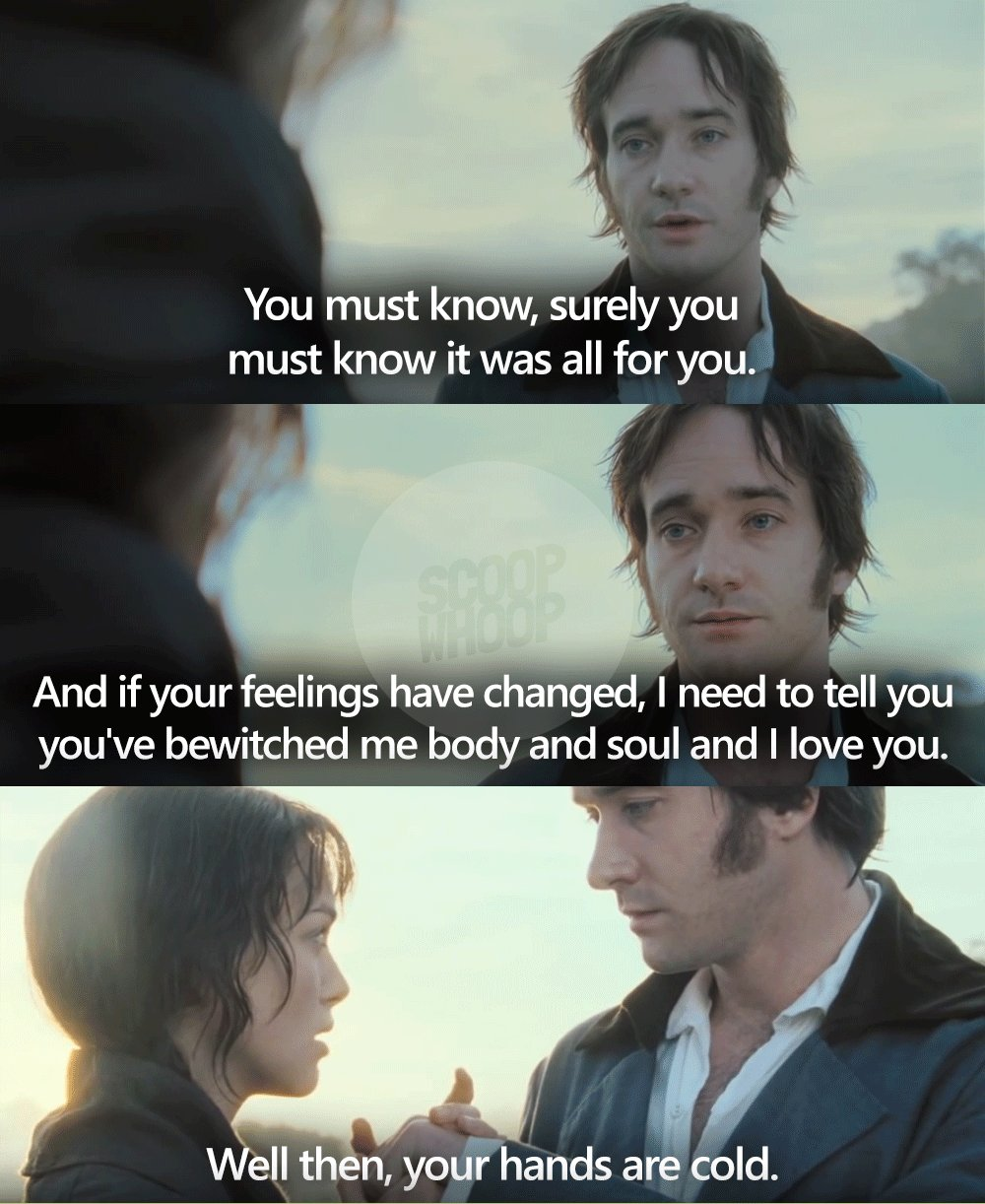 11 Of The Most Romantic Conversations From Movies That Will Stay