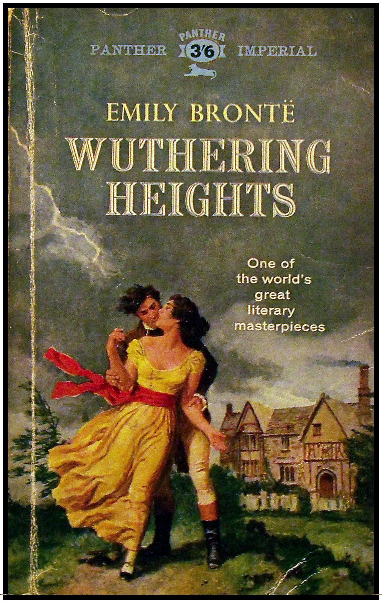 wuthering heights by emily jane bronte essay References in literature in albert camus' essay the in which are woven multiple references to wuthering heights and the life of emily (jane eyre) jasper.