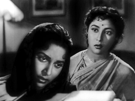 Image result for waheeda pyaasa