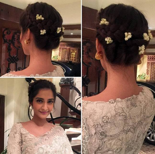 Wedding Juda Hairstyles: From Crown Braids To Messy Side Buns: 9 Hairstyles That