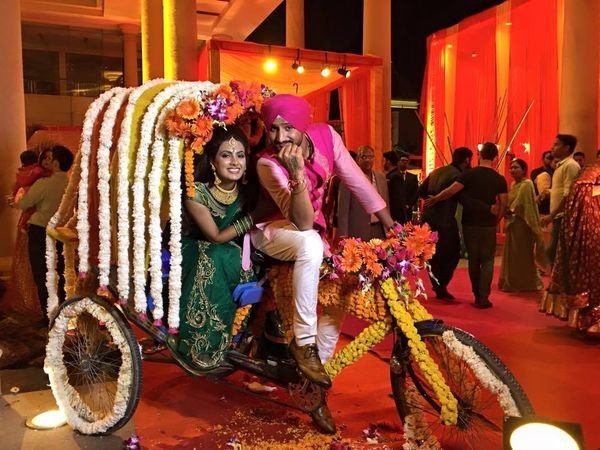 Here Are Some Amazing Wedding Photos Of India's Most Popular