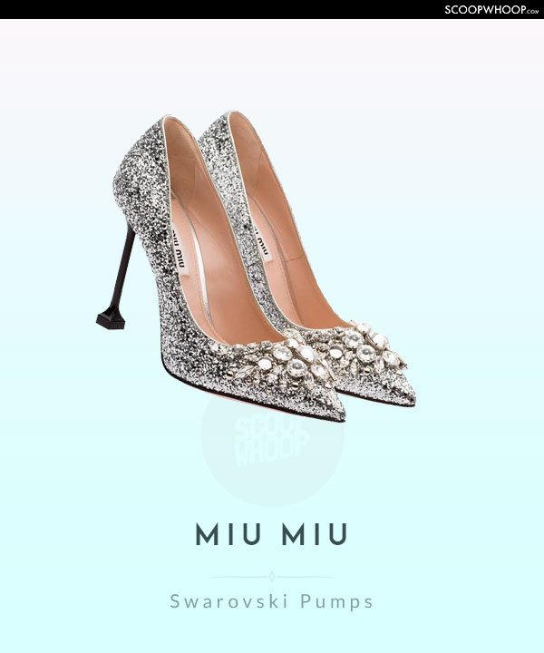 4468446bf998 ... devilishly beautiful pumps by Miu Miu. Covered with silver extracts  from the unicorn