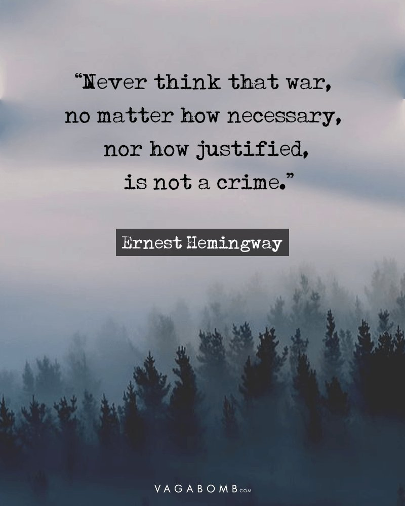 15 Ernest Hemingway Quotes To See You Through Difficult Days