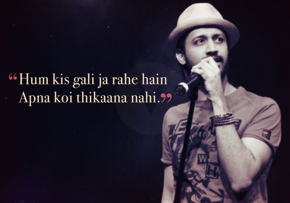10 Lyrics from Atif Aslam's Songs That Are Just as