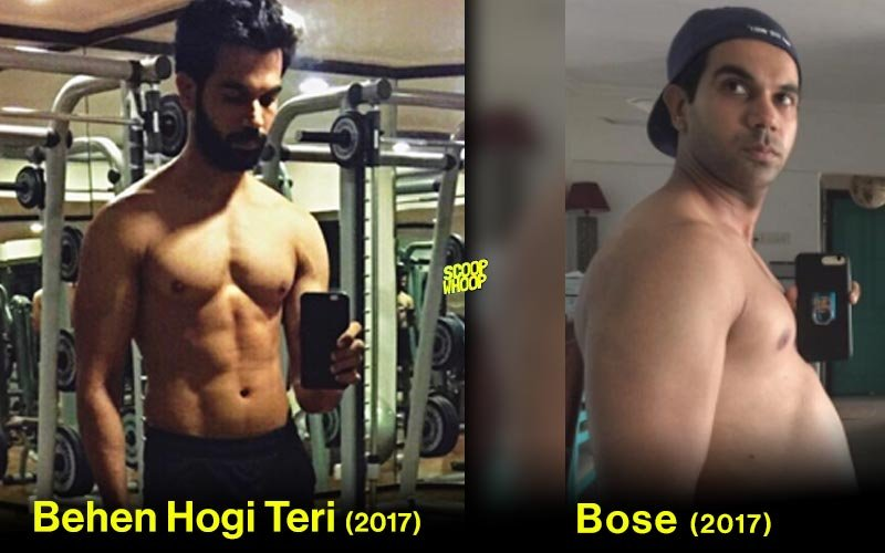 14 indian actors who transformed their bodies amazingly just for 14 rajkummar rao altavistaventures Choice Image