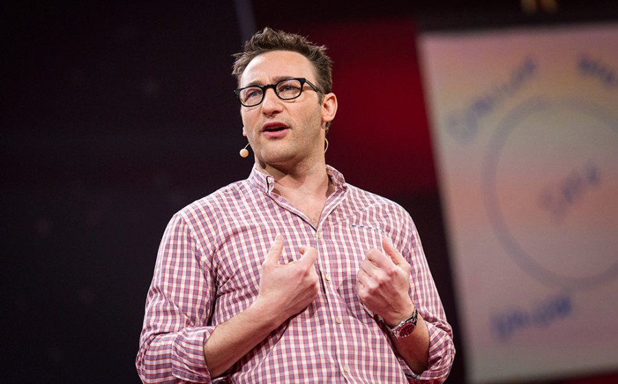 Author Simon Sinek Shares The Exact Definition Of A Leader In This Inspiring TED Talk