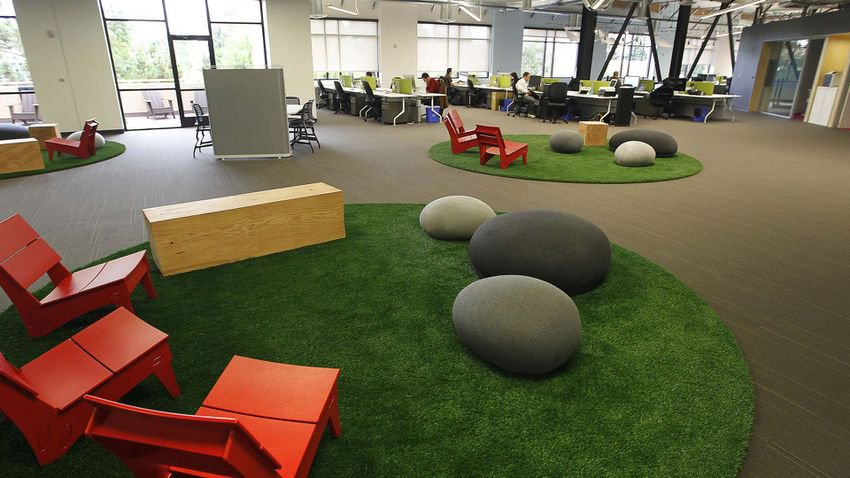 15 Offices With Uber Cool Chill Out Zones That Ll Make You