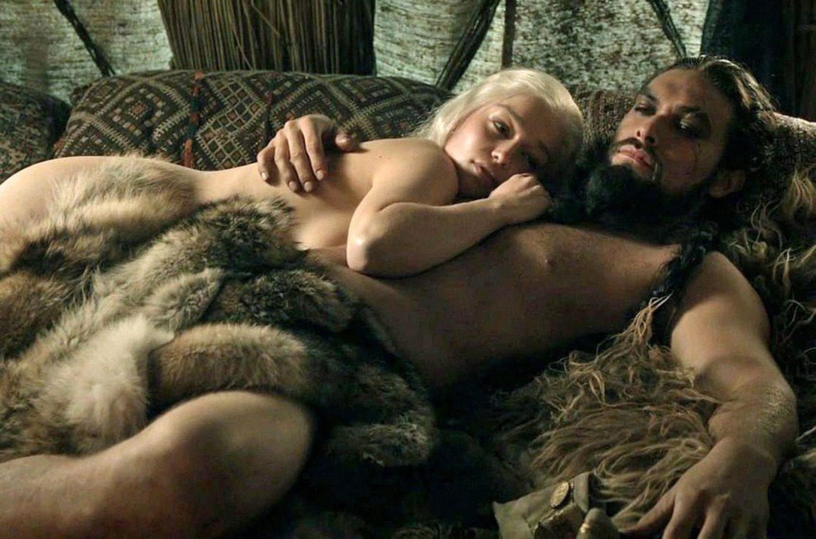 12 Sex Positions For Those Who Can't Get Enough Of Game Of Thrones