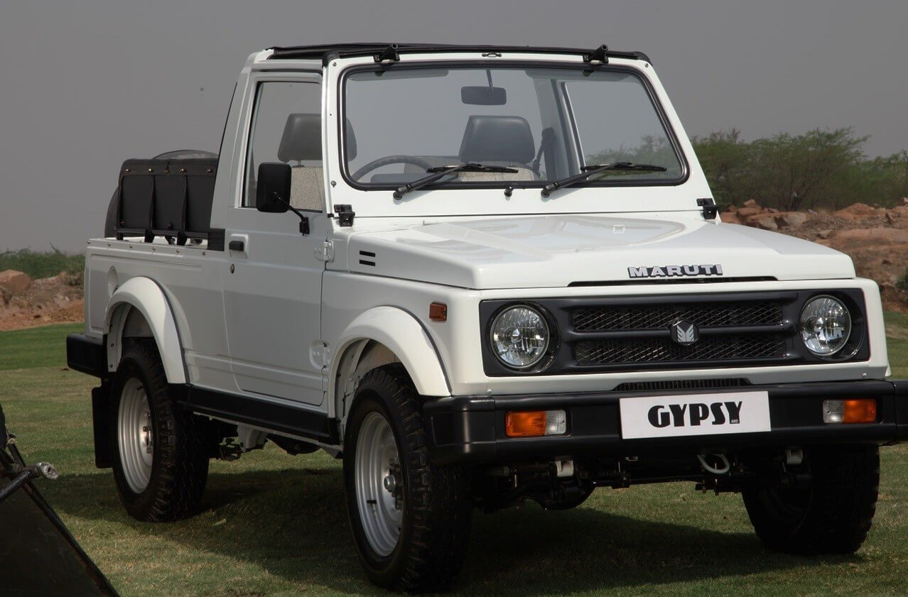 here's why we'll always remember the gypsy as the classic suv that