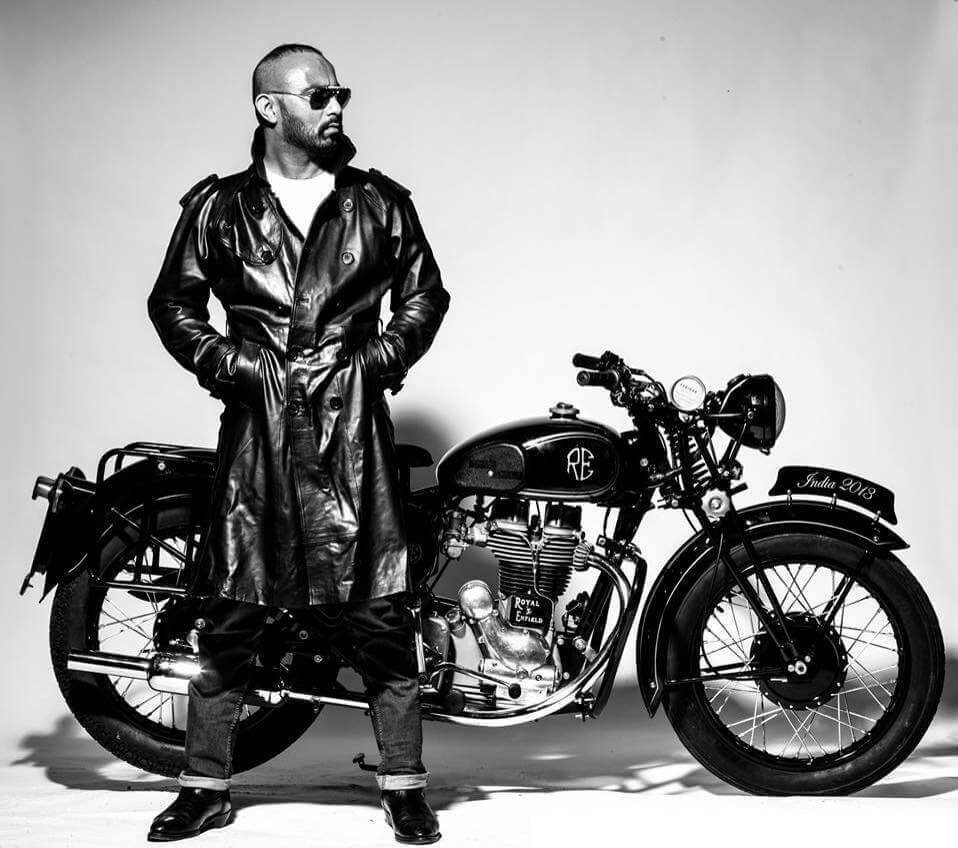 Meet Bobbee Singh, The Delhi Guy Who Turns Old Royal Enfield