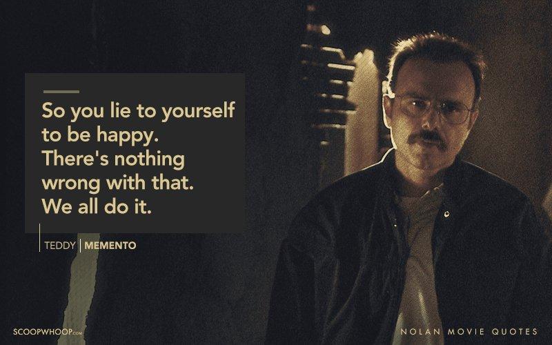 15 Unforgettable Christopher Nolan Movie Quotes That