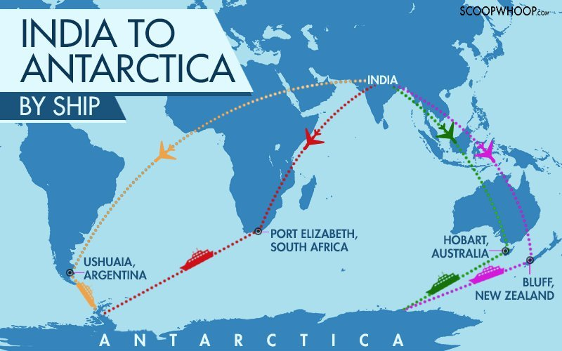 Here s how you can plan a life changing trip from india to for Can you visit antarctica