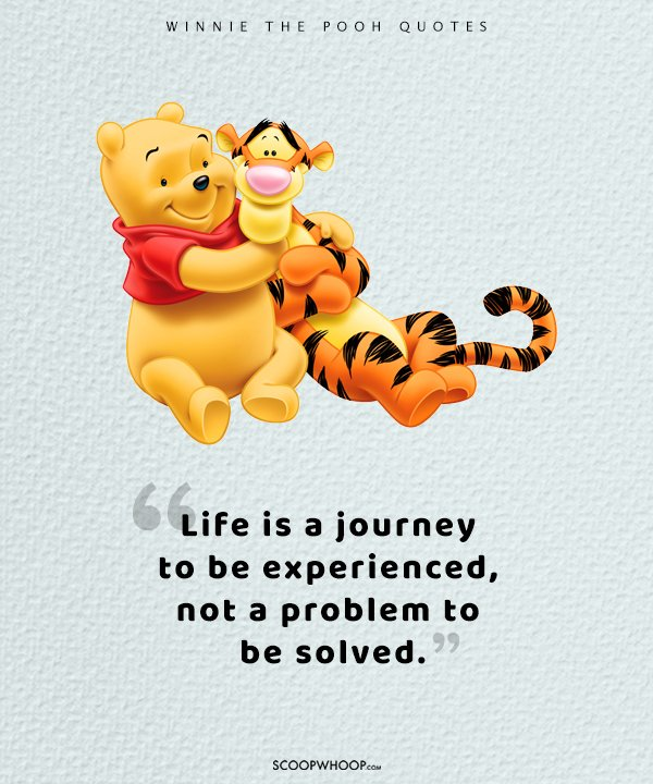 60 Quotes That Prove Winnie The Pooh Was A Cartoon That Taught Us Enchanting Winnie The Pooh Quotes About Life
