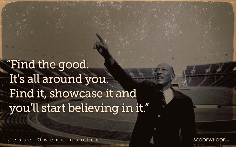 Image result for jesse owens quotes