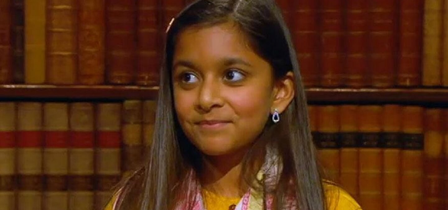 10-Year-Old Girl Of Indian Origin Claims The Title of Child Genius ...