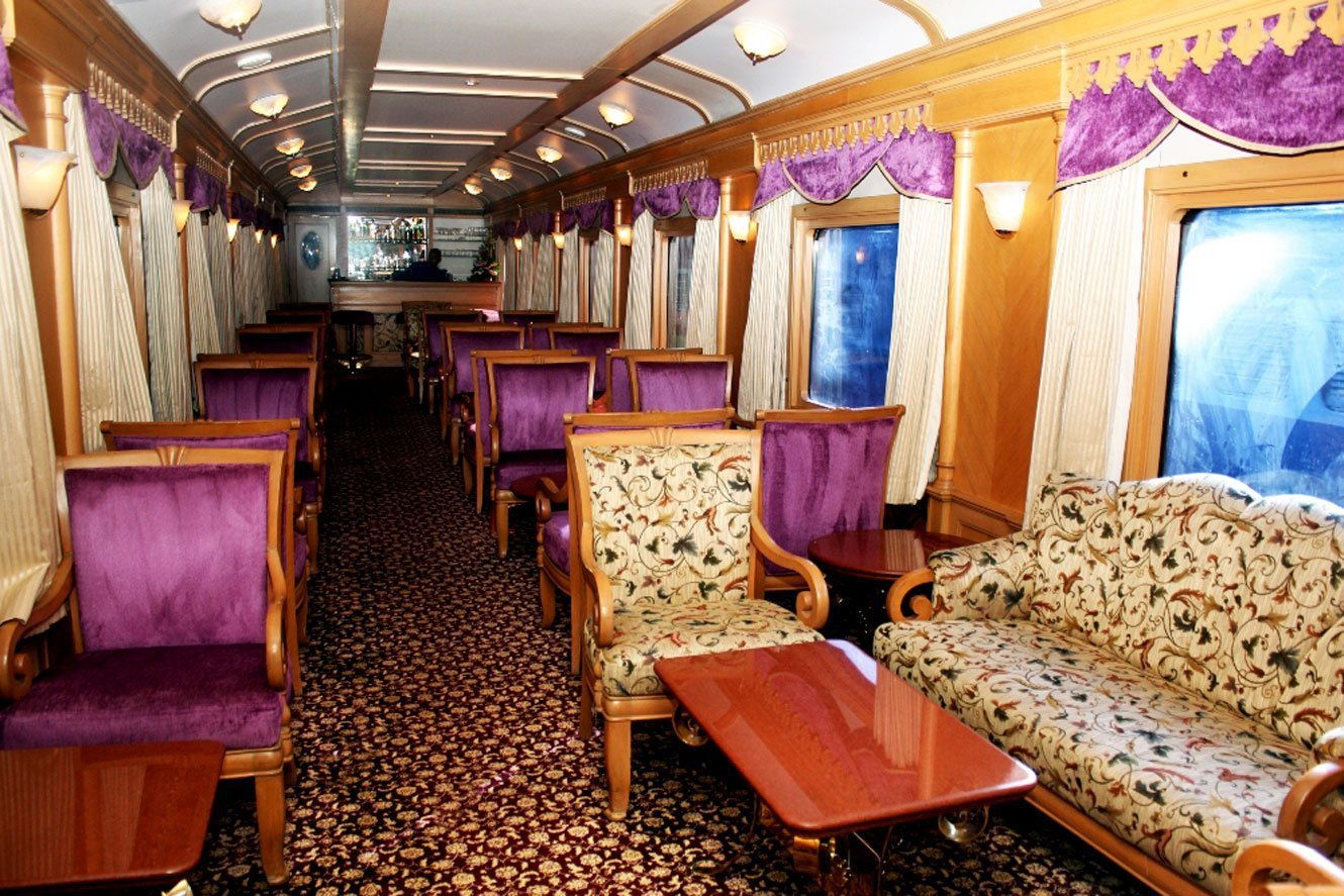 5 Luxury Trains Of India That Are The Pride Of Indian Railways