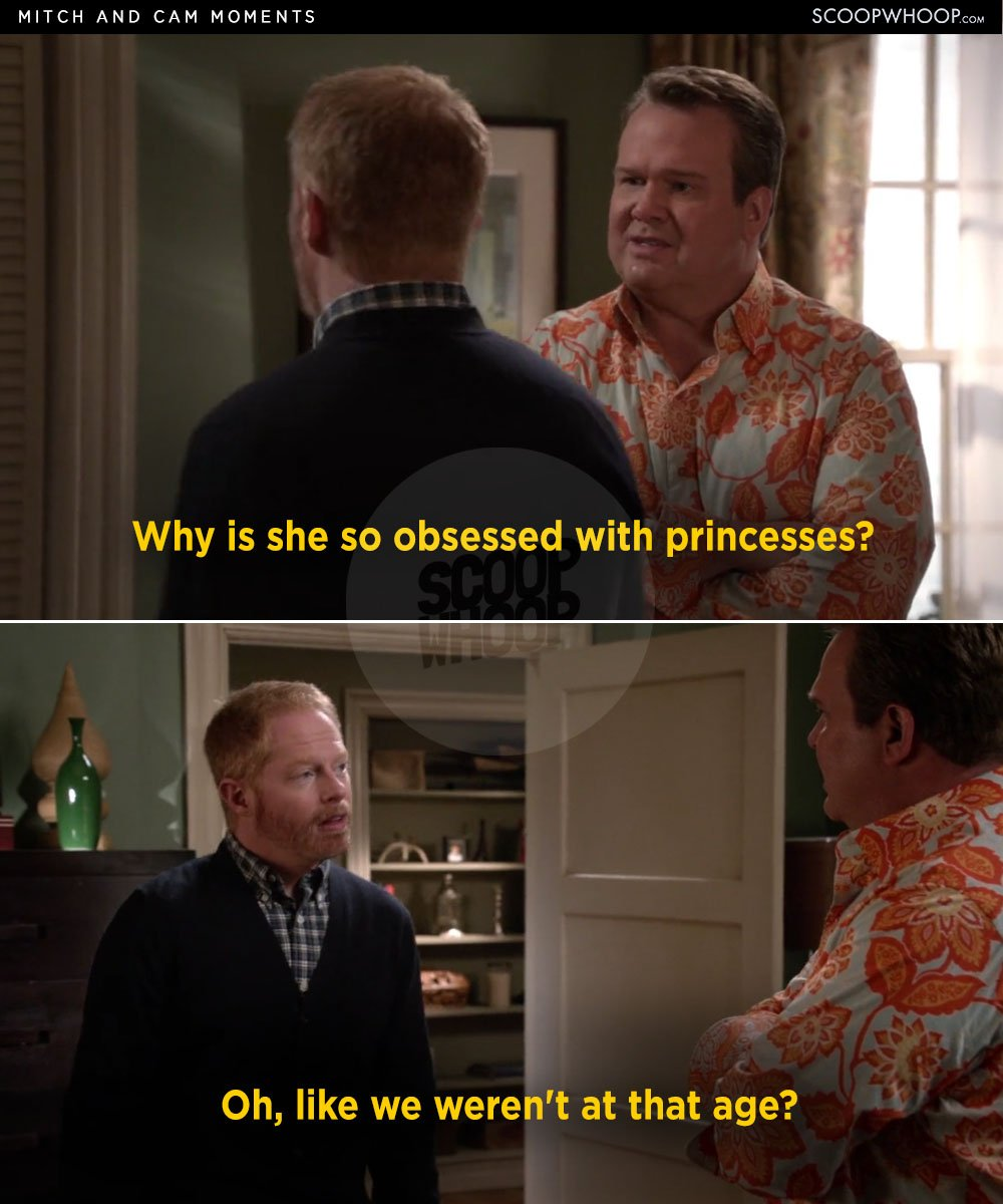 Modern Family Quotes Cam