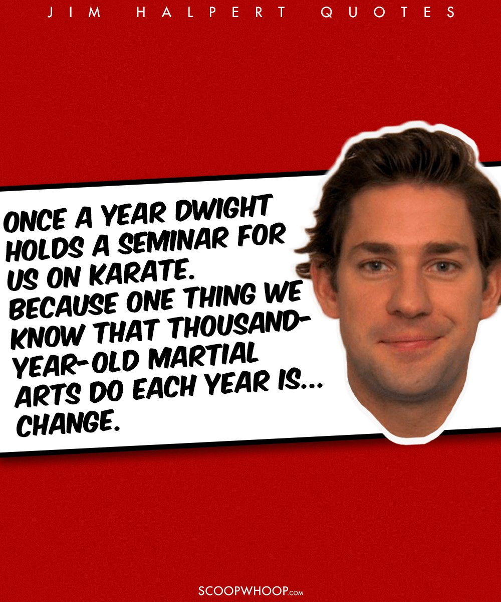 18 Of Jim Halpert\'s Funniest Moments From \'The Office\' That ...