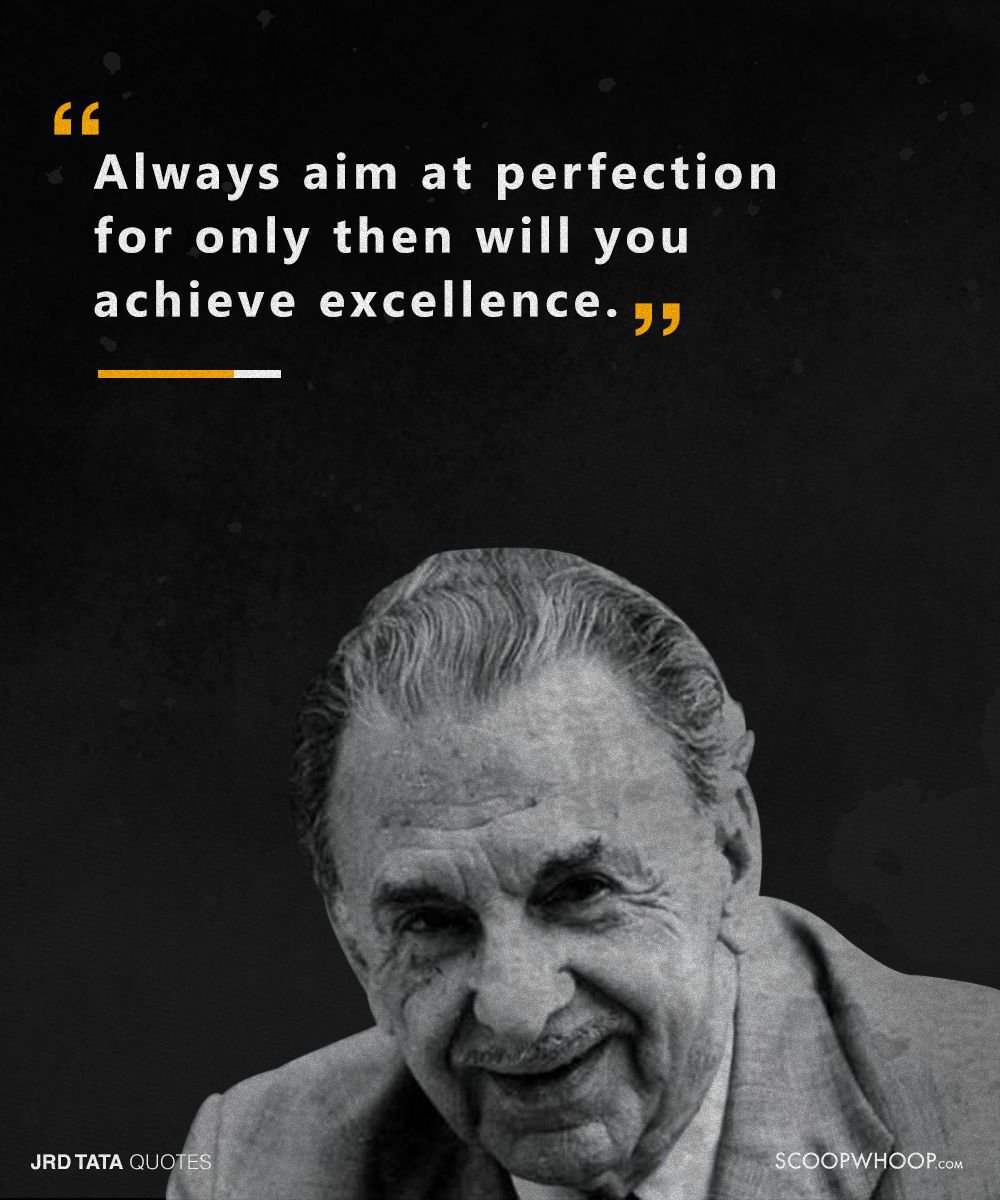 jrd tata Jehangir ratanji dadabhoy tata was a pioneer aviator and important businessman of india he was a member of the parsi-zoroastrian community of india he was one of the few people who were awarded bharat ratna during their lifetime.