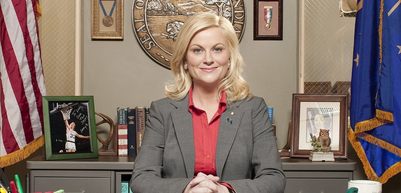 Leslie knope inspirational quotes