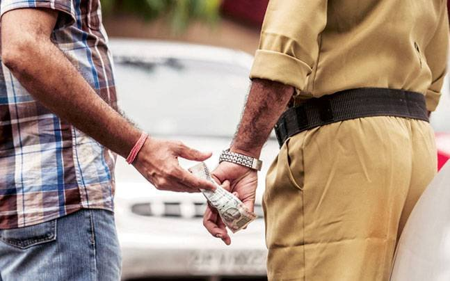 examples of police corruption