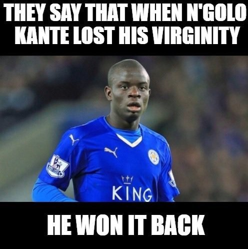 16 Tweets Memes About Ngolo Kante That Are Literally Everywhere