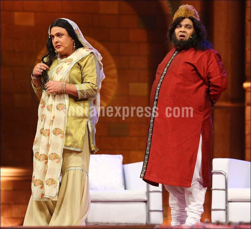 The New Characters On The Kapil Sharma Show Look So Much Fun