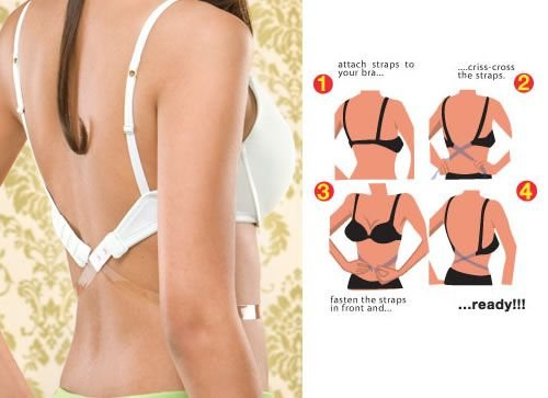 5 Different Ways to Use Your Strappy Bra