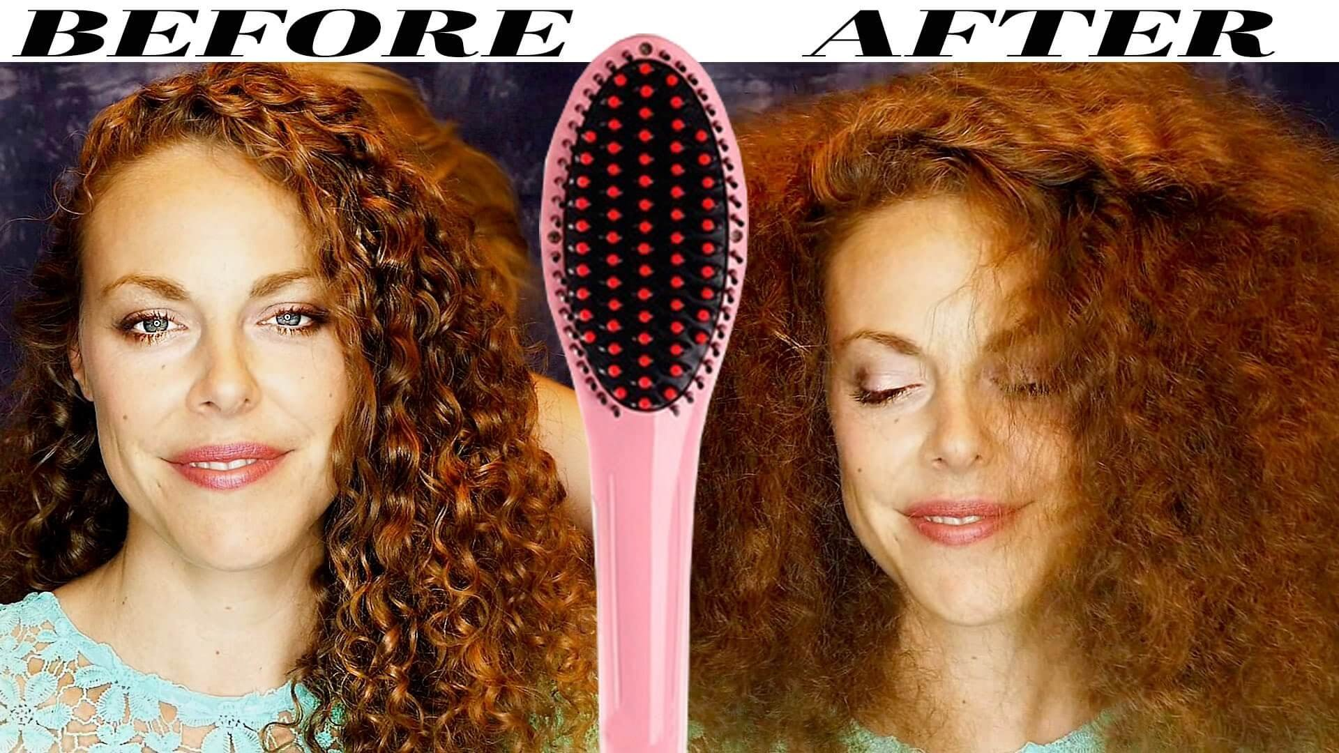 how to style frizzy curly hair 23 ways to combat frizzy hair and make your locks smooth 4836