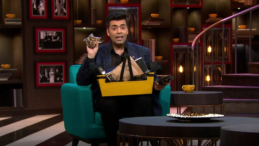 Revealed: 13 Things That You'll Find Inside The Koffee Hamper On Koffee With Karan
