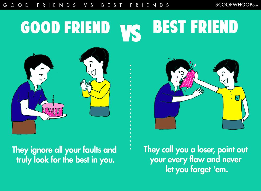 this is how best friends look like