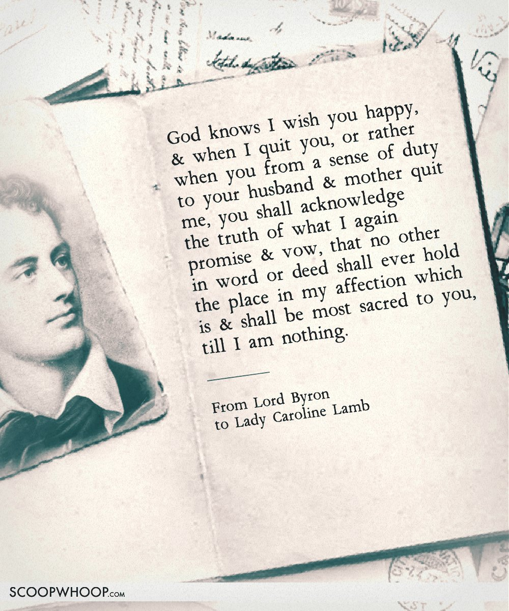 15 Steamy Love Letters By Famous Authors That Are Better