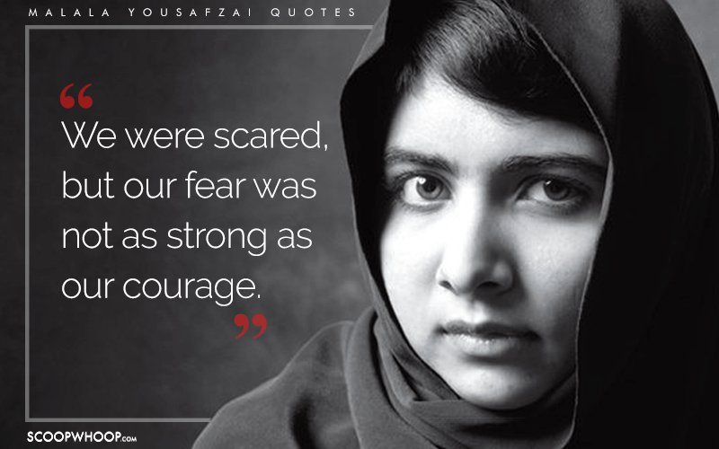 60 Quotes By Malala Yousafzai That Show How The Pen Holds More Power Inspiration I Am Malala Quotes