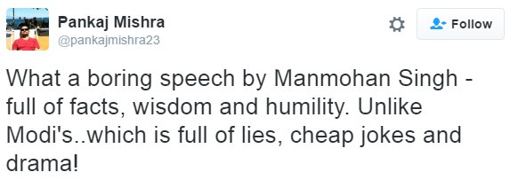 Twitter Can't Get Over The Fact That Manmohan Singh Spoke In
