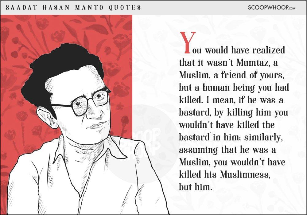 Saadat Hasan Manto Stories Pdf