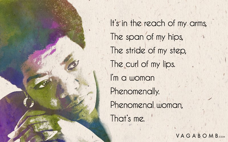Phenomenal Woman Quotes Delectable 20 Maya Angelou Quotes For All The Phenomenal Women