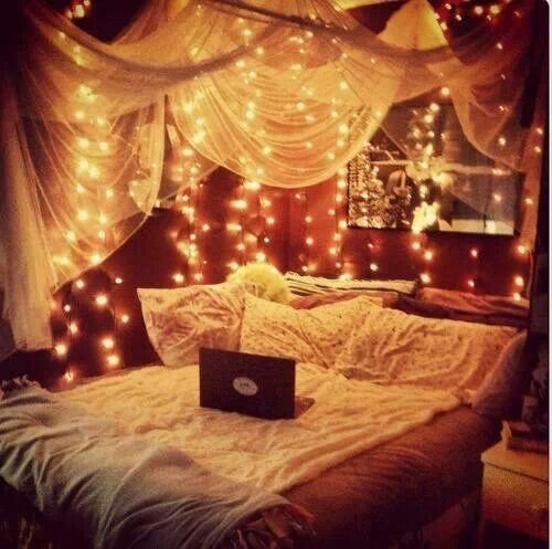 Room Fairy Lights Shop: 20 Easy Ways To Revamp Your Boring Room Into A Cozy