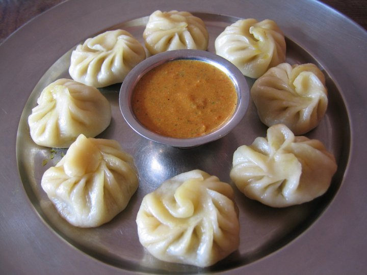 how to make chinese momos