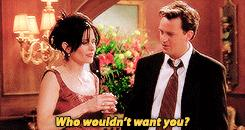 when do monica and chandler start dating