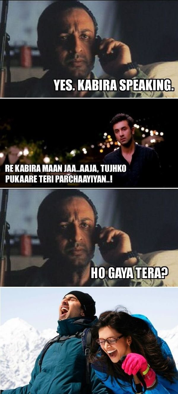 Bollywood Funny Meme Pics : Iconic bollywood movie scenes converted into hilarious