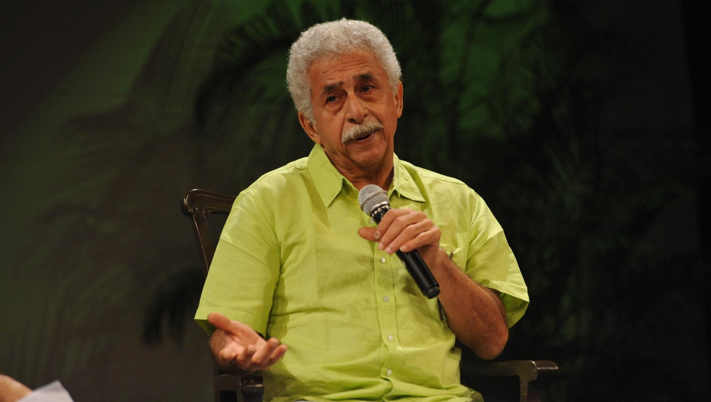 Naseeruddin Shah's Reply To Why He Did 'Teraa Surroor' & 'Welcome