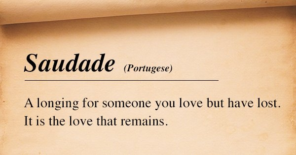29 Beautiful Words That Cannot Be Translated To English ...
