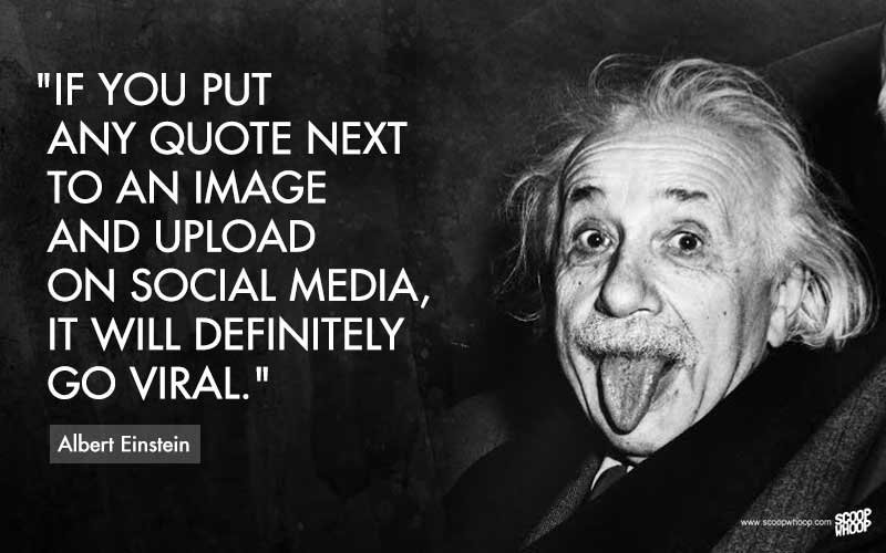 Life Scoopwhoop Here Are 15 Quotes These Famous Personalities Definitely Did Not Say