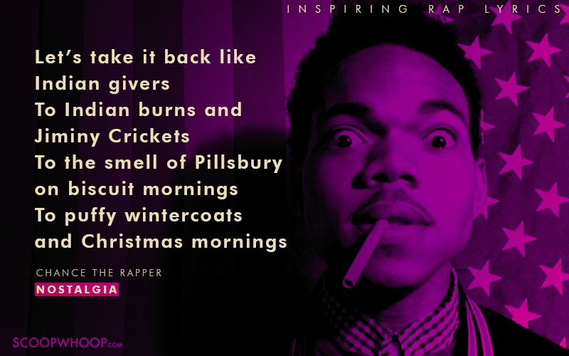 These 15 Inspiring Rap Lyrics Are Just What You Need To Get