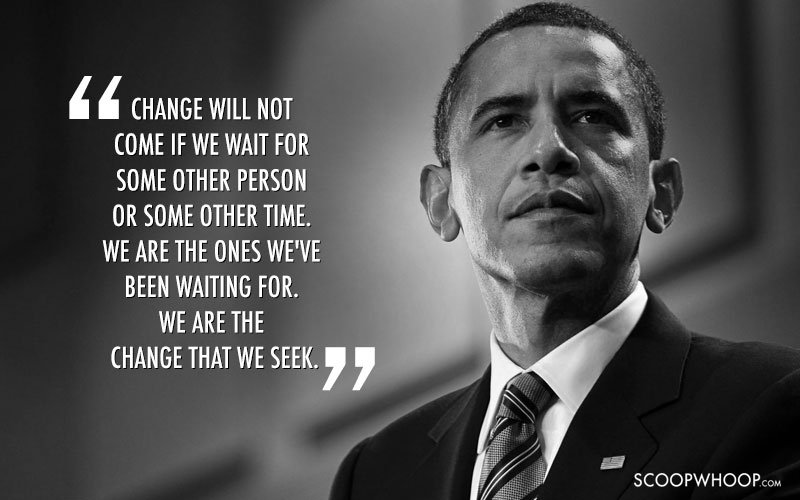 Barack Obama Quotes | 16 Inspiring Quotes By Barack Obama That Ll Make You Believe