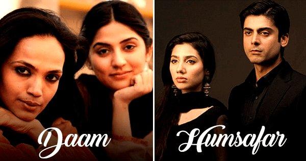 Bored Of Saas-Bahu Dramas On TV Watch These 20 Pakistani 2