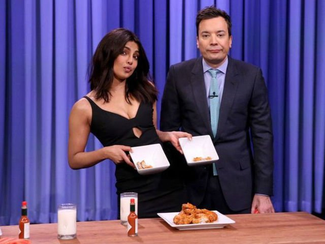 WATCH: Priyanka Chopra Makes Another Awesome Apperance On Jimmy Fallon's Show